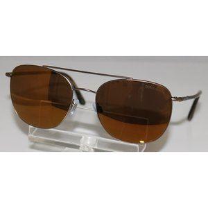 New Giorgio Armani Brown Sunglasses